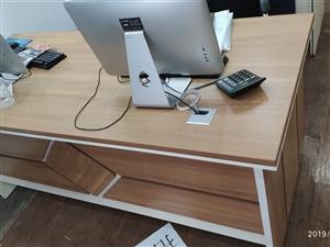 办公桌1.8*0.8,办公椅,茶几,复印机