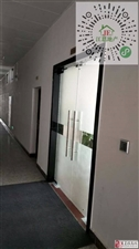中央城精装复式写字楼带空调办公用品2000元/月