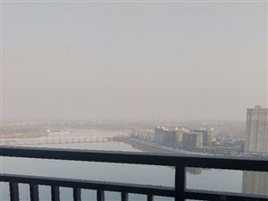 滨河新城3室2厅2卫90万元河景房,采光效果极