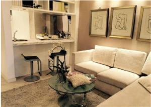 中商万豪中心公寓小区1室1厅1卫2600元/月
