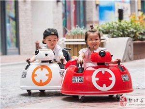 果果共享電動兒童玩具車入住銀座了 !