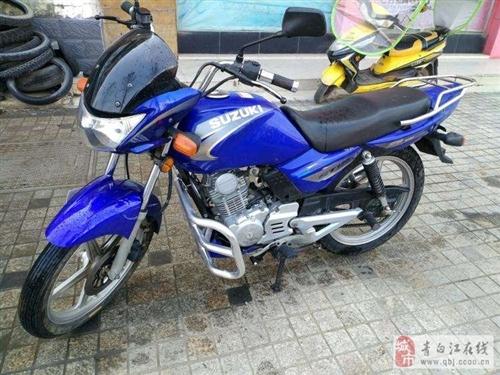 出售铃木GT125摩托