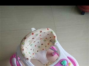 高档婴儿学步车低价出售