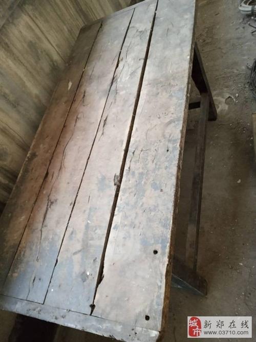 枣树木材做的工作台