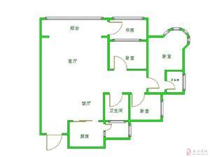 重齿小区4室2厅2卫85万元
