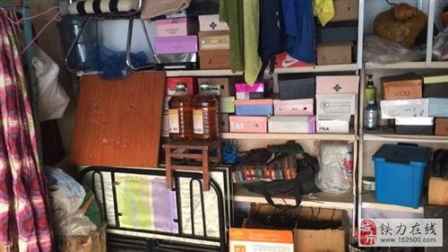 出售九五成新商业卖鞋货架木艺