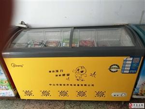 95成新雪糕冰柜1.5米长