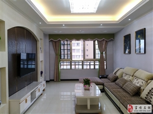 A806富顺西城国际电梯17楼3室2厅精装修送15