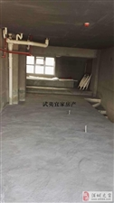 永晖豪布斯卡毛坯复式3室2厅2卫59.8万元