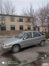 出售现代轿车一辆,雪铁龙富康轿车一辆