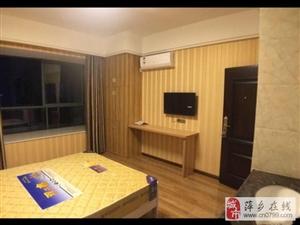 尚����H公寓步行街后�T�G洲香寓附近�D幼保健院�γ�,拎包入住 1室0�d1�l