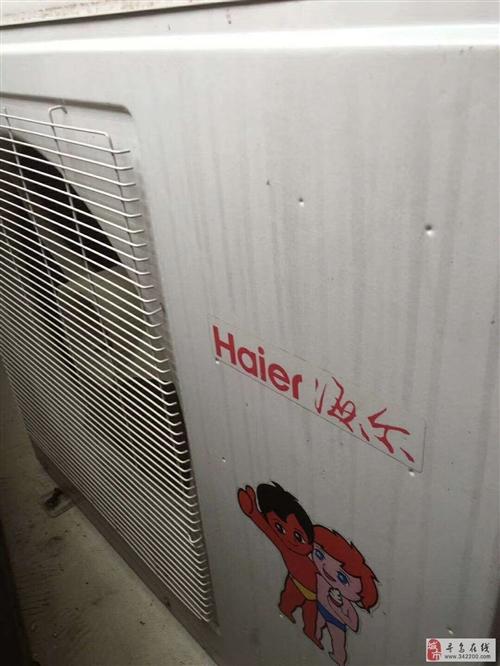 海尔空调3p柜机转让