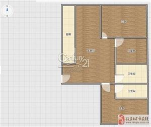 金台园3室2厅2卫130平117万元