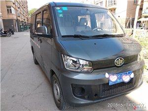 出售14年十月 一汽佳宝v80客货两用车2.2万