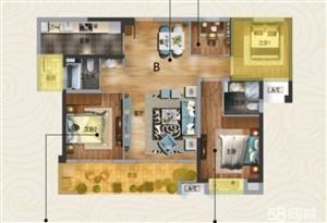 阳光城丽景湾4室2厅2卫77万元