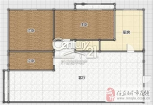 众凯家园3室2厅2卫145万元毛坯房可贷款