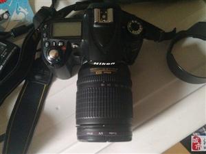 尼康D90单反相机带18-135尼康镜头配件全