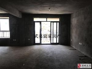 丹桂山水毛坯2室2厅1卫采光好60万元