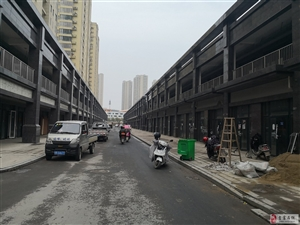 惠民家园商业街门面出租