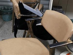 【二手信息】低价出售二手皮椅价格面议