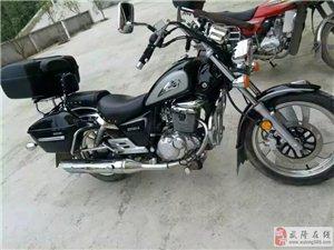 豪爵铃木GZ150-A摩托车