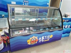 半价出售95成新冰柜,冷冻展示柜,冷藏柜