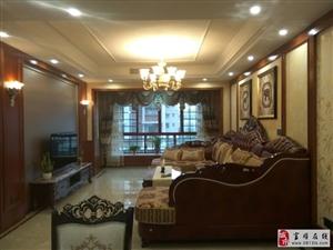 A788富顺西城国际精装小高层4楼3室双卫证已过两