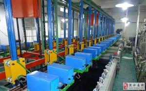 垂直升降式电镀生产线