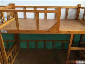 出售幼儿双层实木床100张
