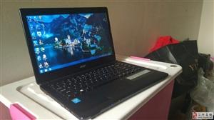 acer宏�笔记本电脑英雄联盟流畅i5独显
