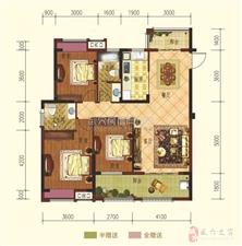 建筑面积约125.7平方