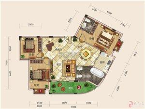 建筑面积约125.96平方
