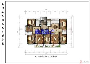 云门山花园1楼+车库117平120万元可按揭