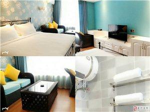 拎包入住精装修酒店式公寓房可周租月租,年租租金月付
