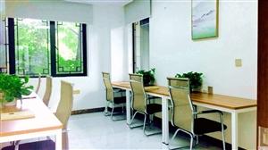 王港写字楼出租,2-8人独立办公室,园林复古建筑