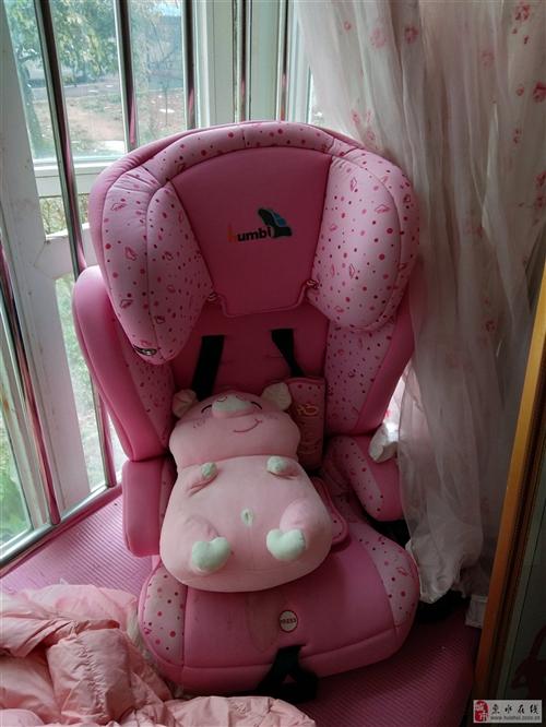 宝宝床及安全座椅低价转让