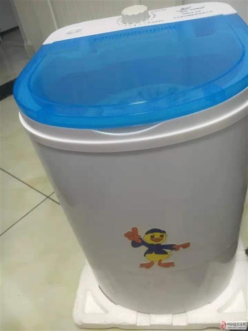 小鸭迷心中你单桶洗衣机全新50转让