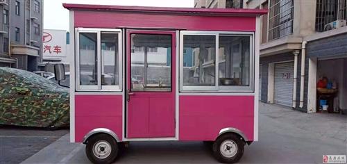 出售95新的小吃车,非常新,有意者面谈