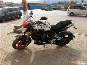 出售银钢250摩托车一辆