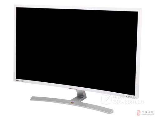 出售自用曲面32寸大屏美国优派护眼显示器
