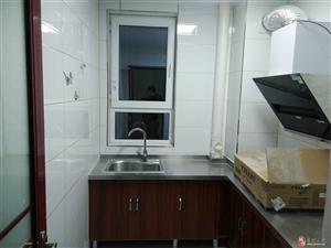 县城精装修三室两厅两卫159平,赠送车库20平,户型设计合理,一小三中学区