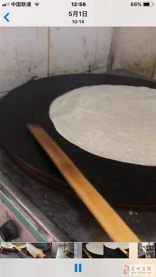 马宋饼制作设备一体转让(包技术)
