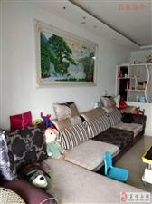 东湖上城现浇结构3室2卫精装带家具家电享受楼顶花园