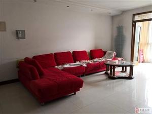 福华里3楼100平米两室通厅齐全干净提包入住,可议