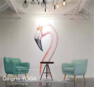 澳门永利官网线上娱乐金融行政服务中心550平米瑜伽馆转让