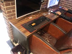 网吧处理二手高端电脑、电脑桌椅