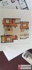尚东府邸3室2厅2卫95万元