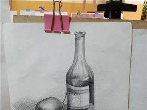 七彩艺术坊书法美术培训长期招生