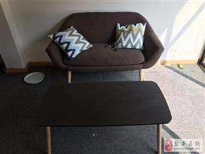 沙发+茶几组合,