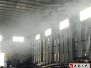 垃圾站除臭喷雾南充喷淋除臭装置找四川众策山水